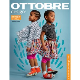 Ottobre Design kids sewing pattern - 3/2014