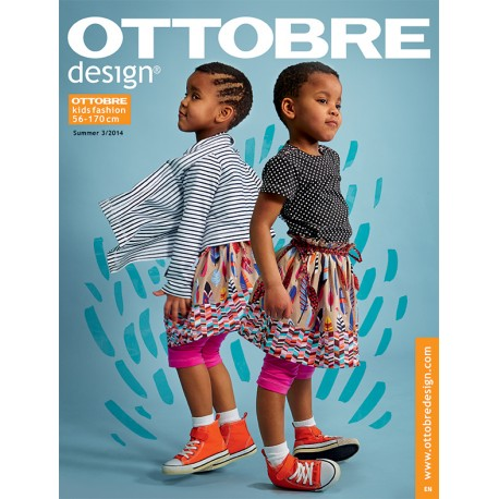 Patron Enfants Ottobre Design - 3/2014