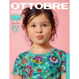 Ottobre Design kids sewing pattern - 3/2015