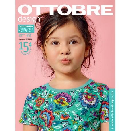Patron Enfants Ottobre Design - 3/2015