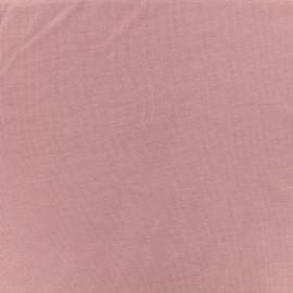 Douceur Modal jersey fabric - rosewood x 10cm