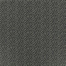 Tissu sweat léger Spritz - gris foncé x 10cm