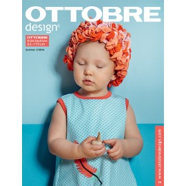 Ottobre Design kids sewing pattern - 3/2016
