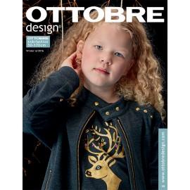 Patron Enfants Ottobre Design - 6/2016