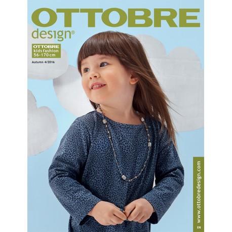 Patron Enfants Ottobre Design - 4/2016