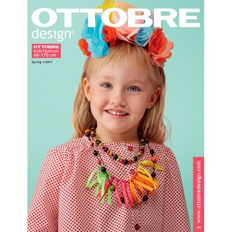 Patron Enfants Ottobre Design - 1/2017