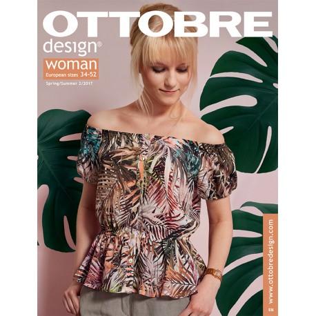 Patron Femme Ottobre Design - 2/2017