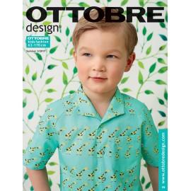 Patron Enfants Ottobre Design - 3/2017