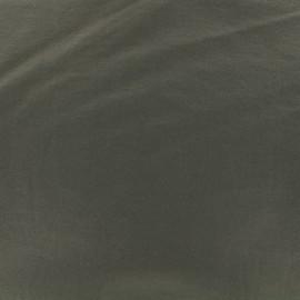 Tissu Bengaline enduit - ardoise x 10cm
