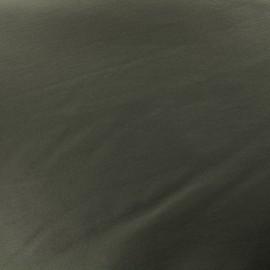 Tissu Bengaline enduit - réglisse x 10cm
