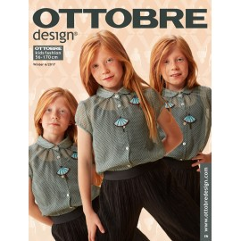 Ottobre Design kids sewing pattern - 6/2017