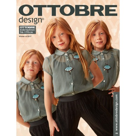 Patron Enfants Ottobre Design - 6/2017