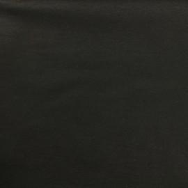 Plain Bengaline fabric - onyx x 10cm