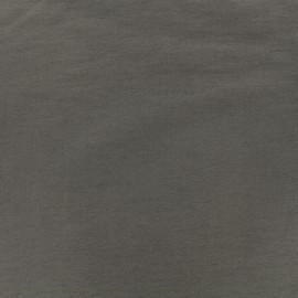 Tissu Bengaline uni - réglisse x 10cm