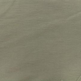 Tissu Bengaline uni - ardoise x 10cm