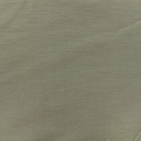 Plain Bengaline fabric - licorice x 10cm