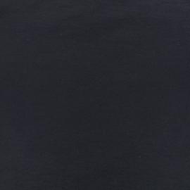 Tissu Bengaline uni - bleu de minuit x 10cm