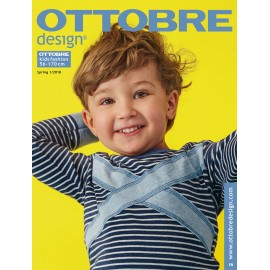 Ottobre Design kids sewing pattern - 1/2018