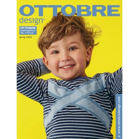 Patron Enfants Ottobre Design - 1/2018