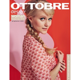 Patron Femme Ottobre Design - 2/2018
