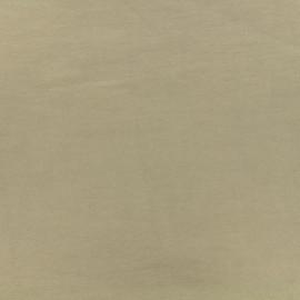 Plain Bengaline fabric - sand x 10cm