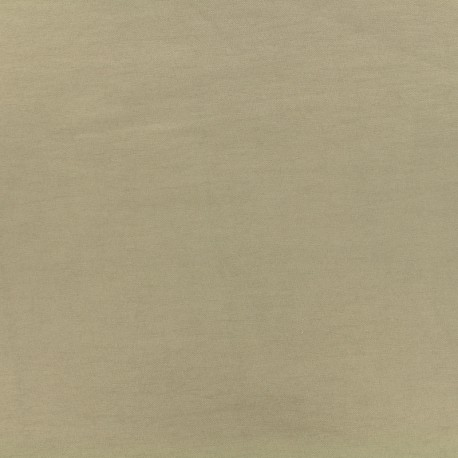 Tissus Bengaline unie - sable x 10cm