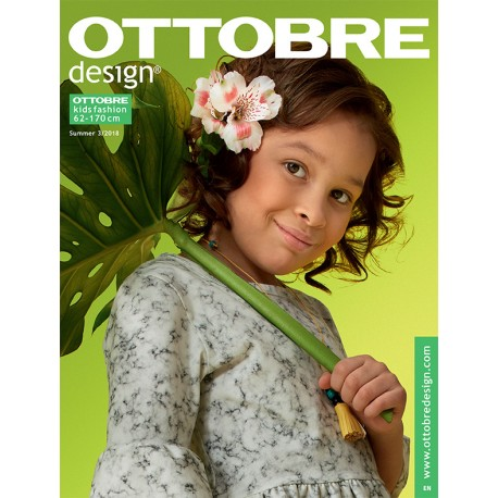 Patron Enfants Ottobre Design - 3/2018