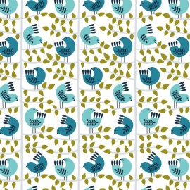 Cotton Dashwood fabric - to fly in the air x 10cm