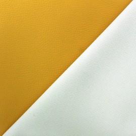 Simili cuir Karia - soleil x 10cm