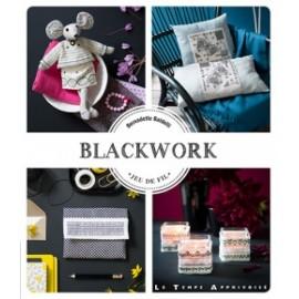 """Livre """"Blackwork"""""""
