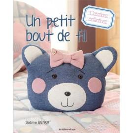 """Book """"Un petit bout de fil"""""""