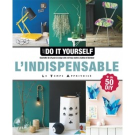 "Livre ""Just do it yourself - L'indispensable"""