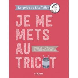 "Book ""Je me mets au tricot"""