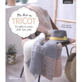 """Livre """"Ma déco en tricot"""""""