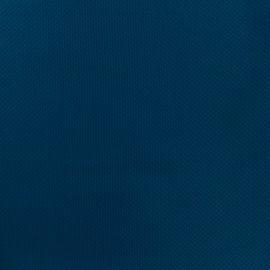Tissu piqué de coton Uni - bleu roi x 10cm