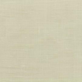 Tissu voilage poly lin Art Lino spécial rideaux - naturel x 10cm