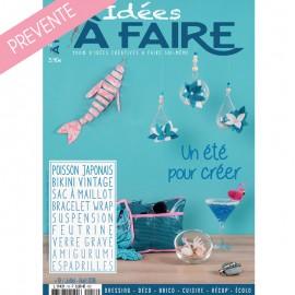 PREVENTE - Magazine Idées à Faire N°16 - Juillet Août