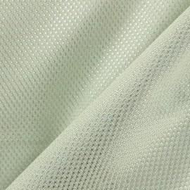 Tissu jacquard Nico - aqua x 10cm