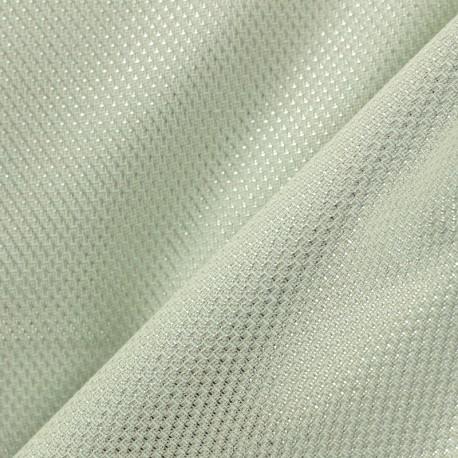 Jacquard fabric Nico - aqua x 10cm