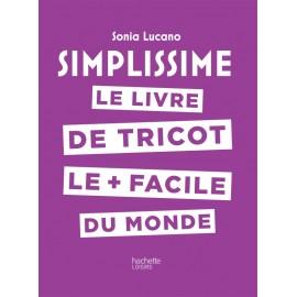 """Livre """"Simplissime : le livre de tricot le + facile du monde"""""""