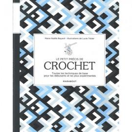 """Livre """"Le petit précis de crochet"""""""