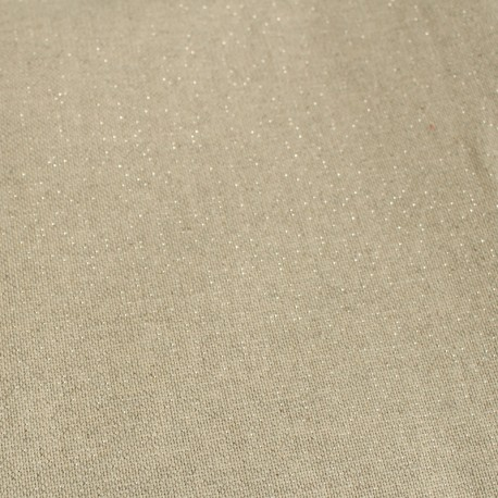 Poly cotton fabric Big size ( 280cm ) - Cubex - silver x 10cm