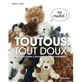 "Book ""Toutous tout doux"""
