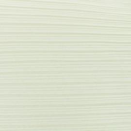 Pleated Tulle Fabric - ecru x 50cm