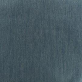 Tissu jeans indigo -bleu x 10cm