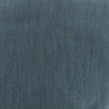 Tissu jeans Indigo - bleu x 40cm
