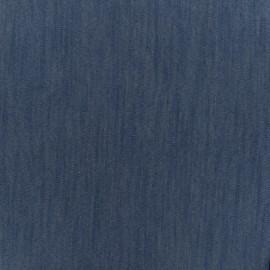 Tissu jeans Egyptologie - bleu x 10cm