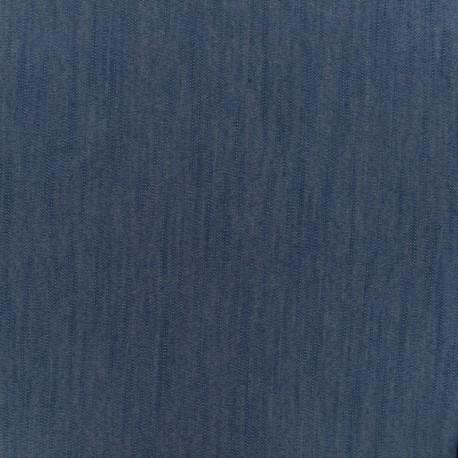 Tissu jeans Egyptology - bleu x 40cm