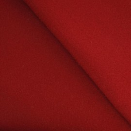 Felt Fabric - Carmine Red x 10cm