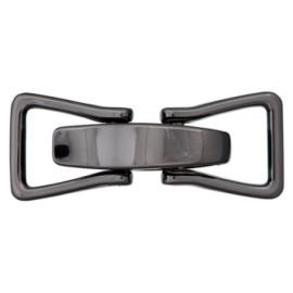 13 mm Alto clasp - black